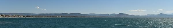 Loutraki und Korinth