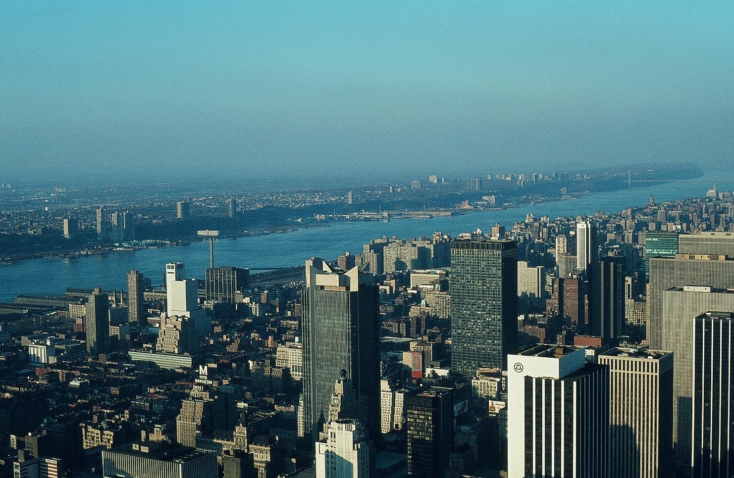 NEW YORK VOR CA. 50 JAHREN