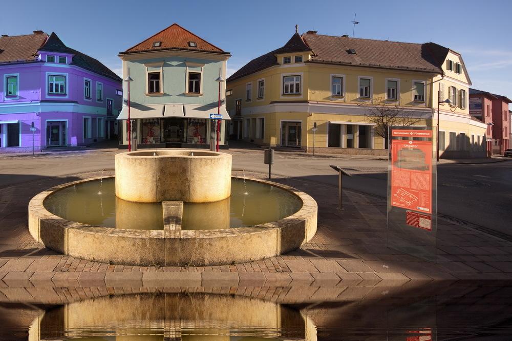 Fürstenfeld Brunnen Ungartor 3
