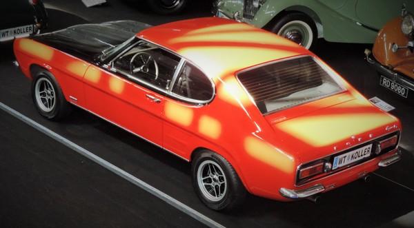 Ford Capri 2600 RS