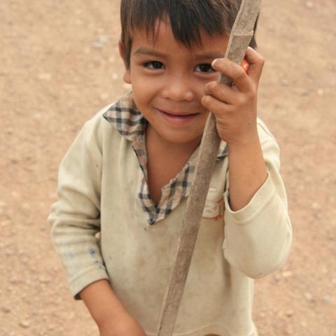 Kinder Kambodschas 2