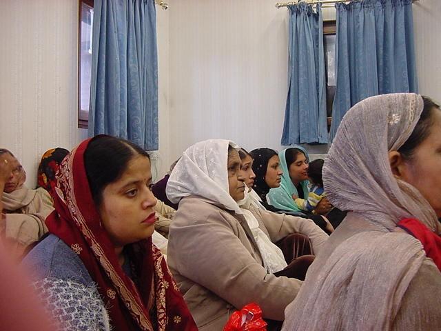 Sikh Frauen