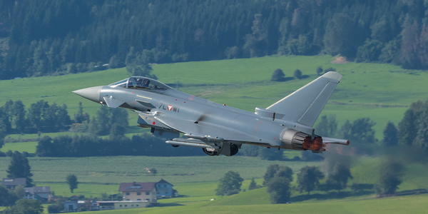 Eurofighter Typhoon...