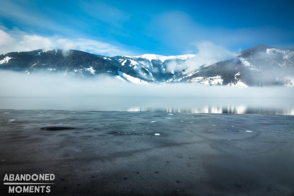 Zell am See im Winterkleid