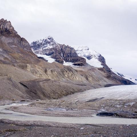 Columbia icefield 2