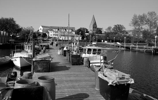 Fischereibereich im Hafen von Rerik  am Salzhaff, Nr.2