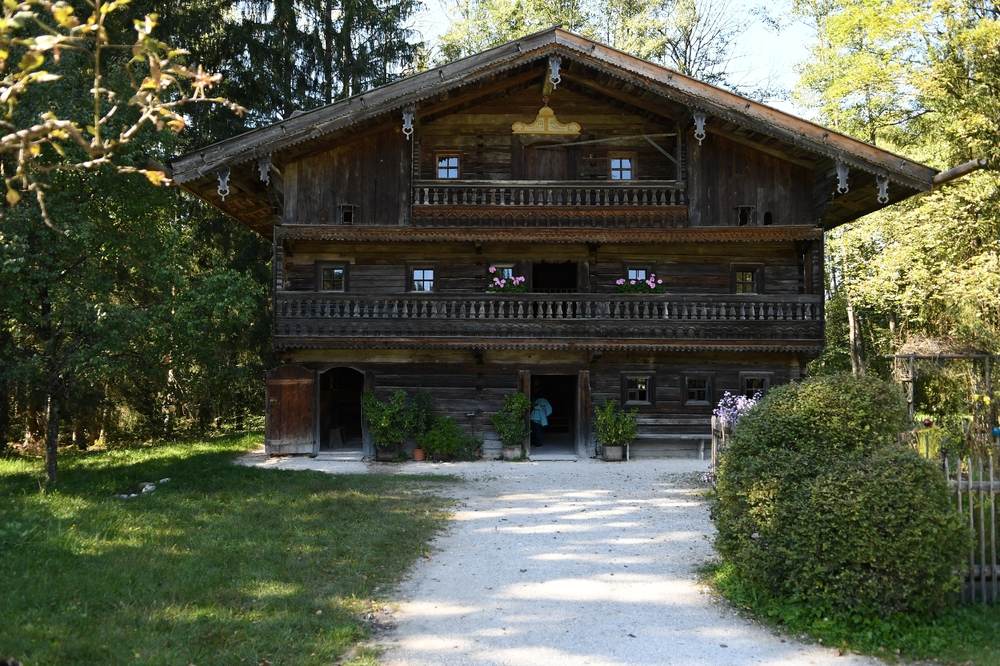 Hiertlhaus (Freilichtmuseum Großgmain)