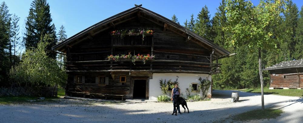 Krallerhof (Freilichtmuseum Großgmain)