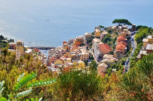 Riomaggiore / Cinque Terre / Ligurien - Italien (2)