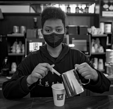 Corona Kaffee