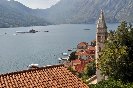 Bucht von Kotor - Montenegro