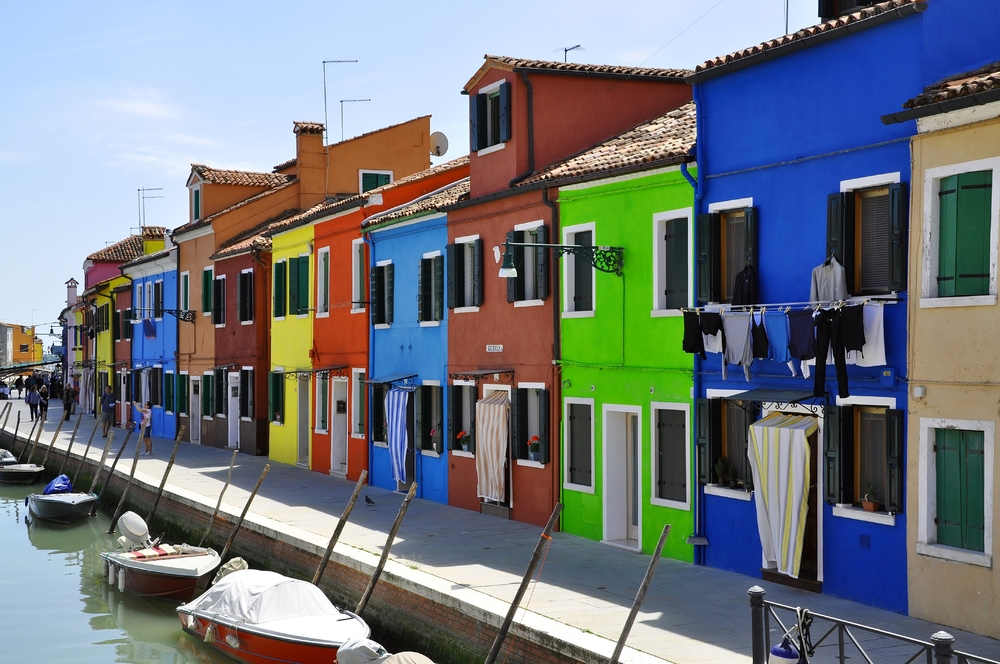 Burano (2) / Italien