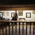 Bauernpeterhaus, Gendarmerieposten 2 (Freilichtmuseum Großgmain)