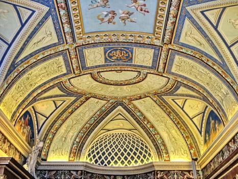 Prachtvolle Räume - Vatikanische Museen