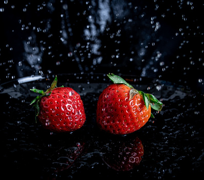 Strawberryshower