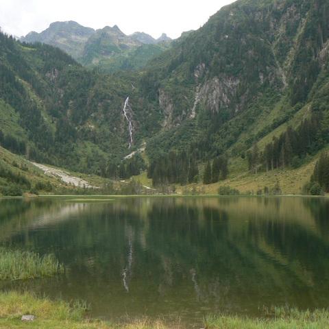 Am Weg zur Hans Woedl-Huette