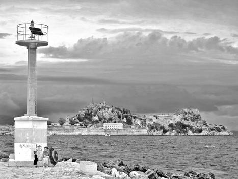 Alte venezianische Festung / Korfu Stadt (2)