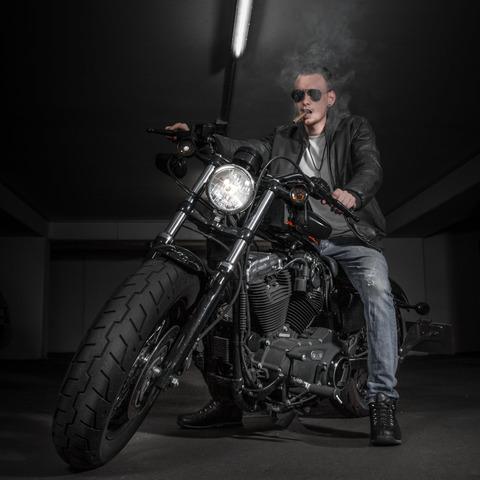 Harley Davidson - Shooting