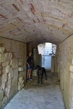 Tombeneingang in Vetulonia