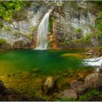 Salza Wasserfall