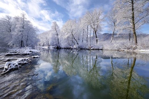 ...Land der Flüsse...