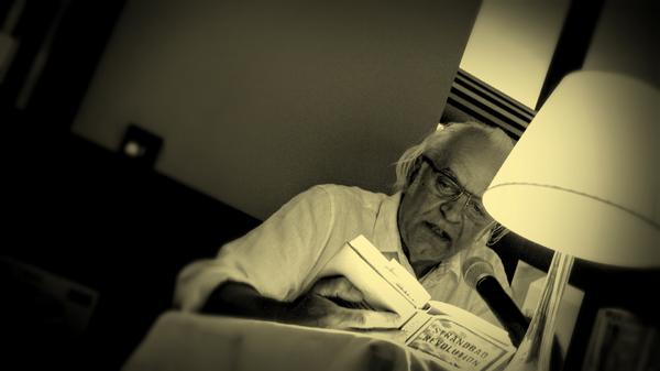 Kurt Palm, Lesung im Café Museum