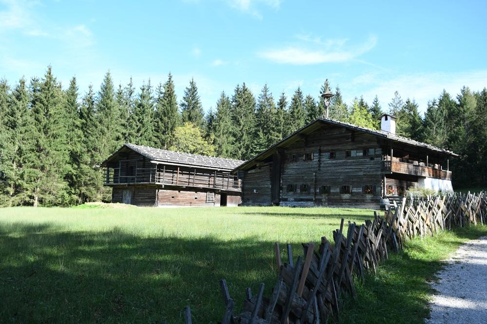 Lärchenhaus (Freilichtmuseum Großgmain)