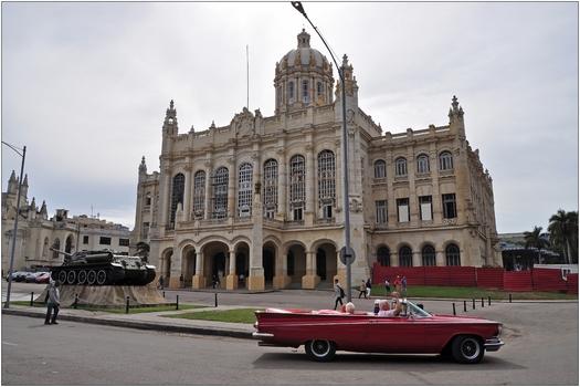 Kuba, La Habana, Museo de la Revolución