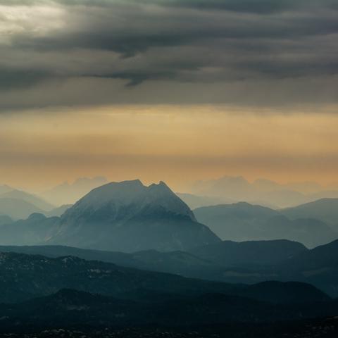Land der Berge ....