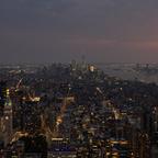 New York bei Nacht II