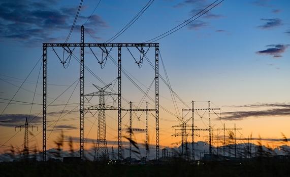 Strom-Linien