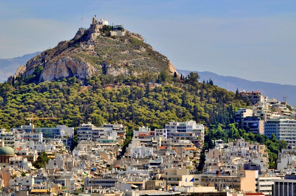 Lykabettus / Athen