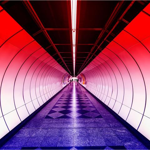 U-Bahn-Zugang