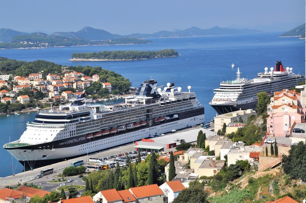 Dubrovnik - Hafen Gruž
