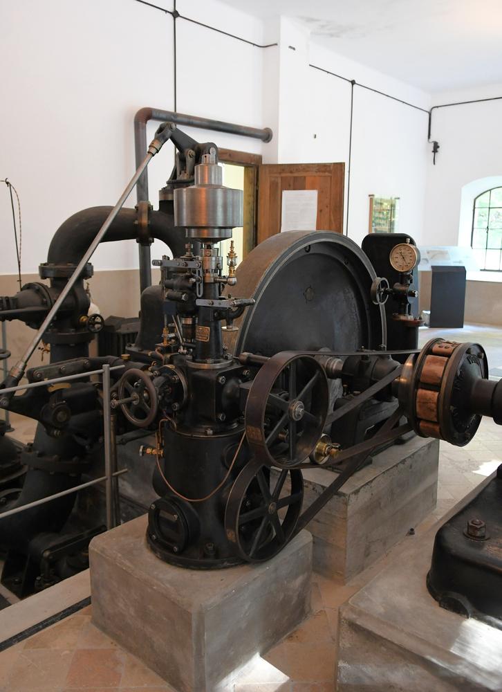 Elektrizitätswerk 2 (Freilichtmuseum Großgmain)