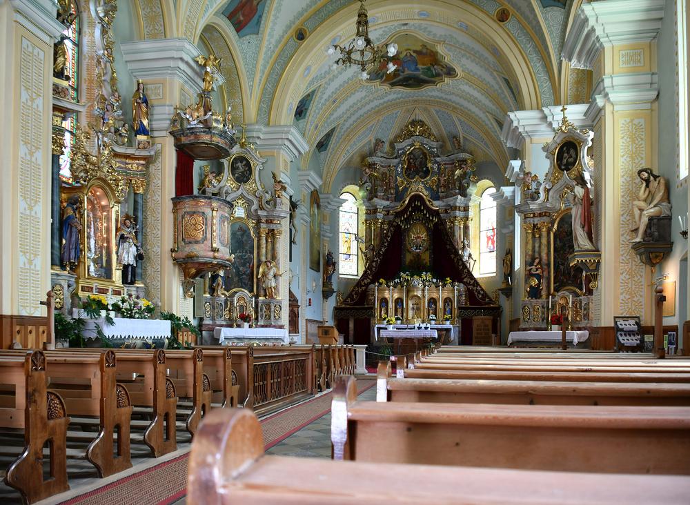Wallfahrtskirche Unser Frau