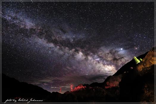 Sterne im Hindustal