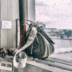 Feuerwehrschlauch in Tschernobyl