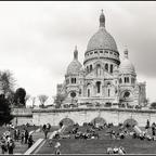 Sacré-Coeur de Montmartre / Paris