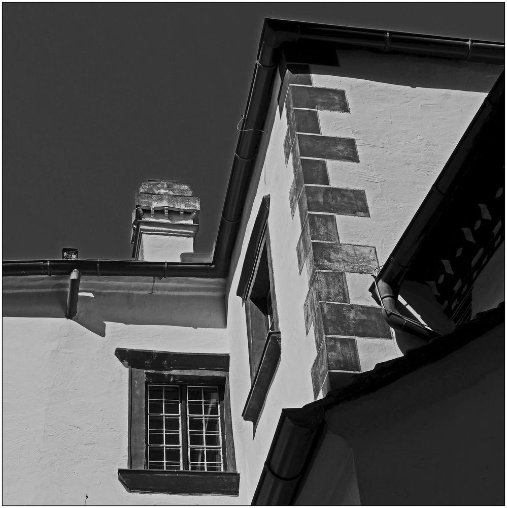 Schallaburg, Architekturdetail