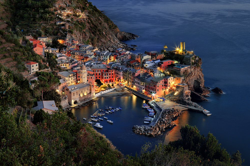 Vernazza, Juwel in Ligurien