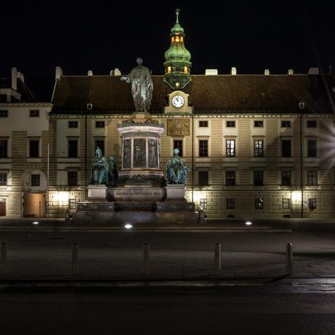 wenns ruhig wird in Wien