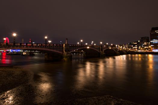 London - Brücke an der Themse