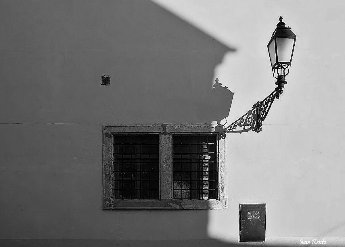 Licht und Schatten (SW)