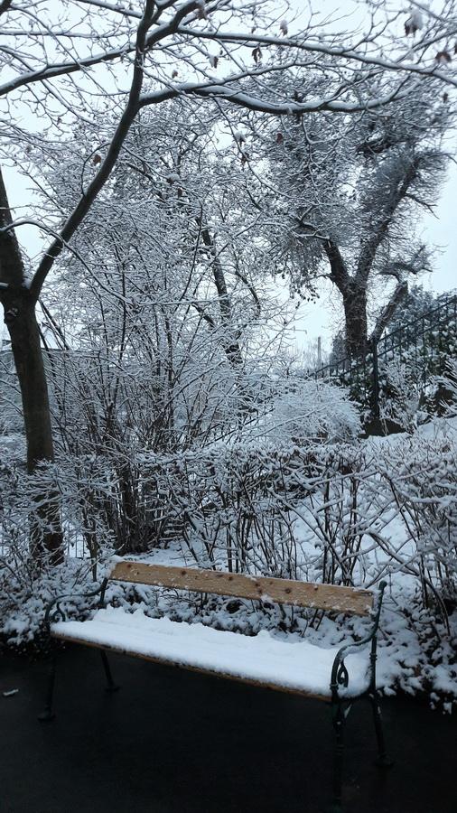 Ein wenig Schnee