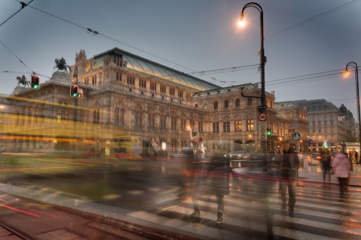 99 seconds in time @ Opera Vienna