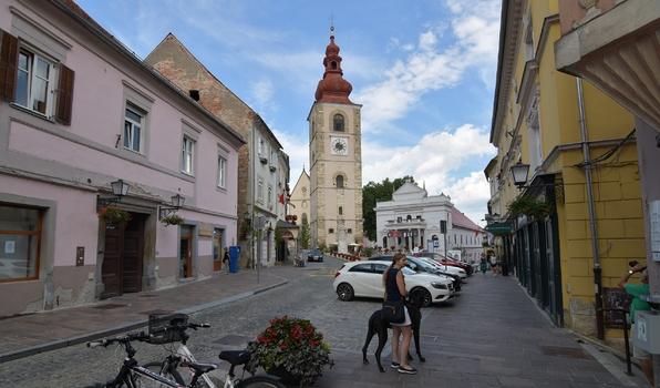 Ptui (Slovenien) Zentrum