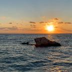 Sonnenuntergang in Zypern