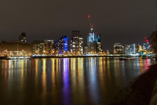London - An der Themse