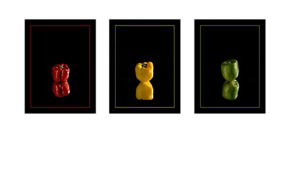 Paprika - Triptychon